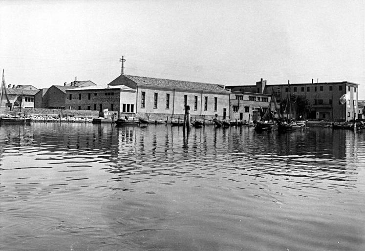 scuola cavanis chioggia anni 50